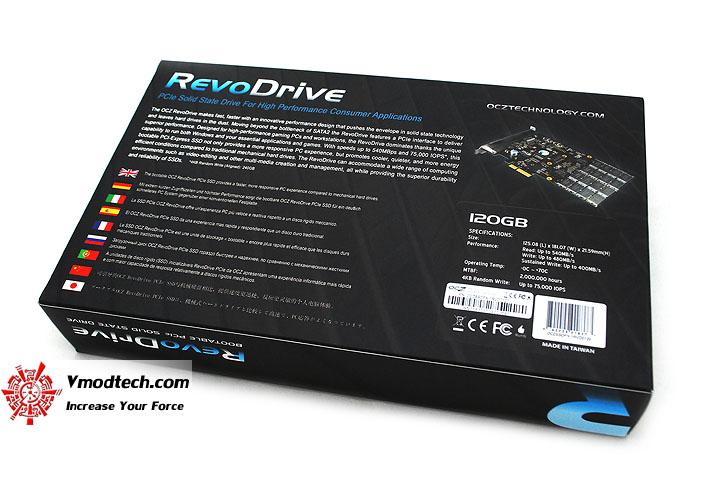 c OCZ RevoDrive 120GB