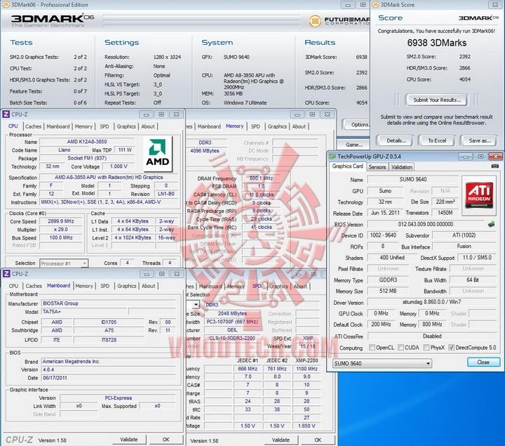 06 BIOSTAR TA75A+ Review