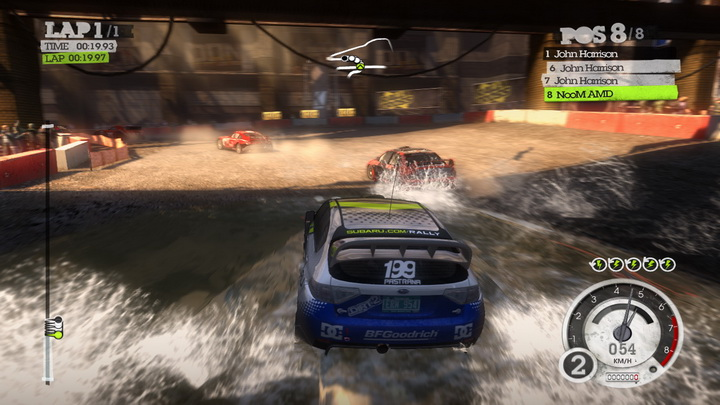 dirt2 game 2011 07 12 23 31 40 15 BIOSTAR TA75A+ Review