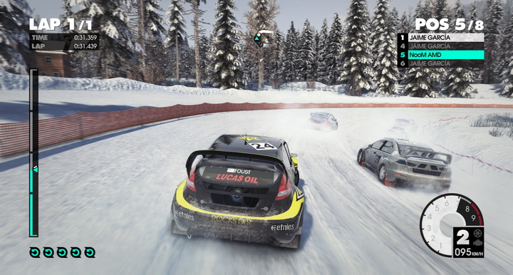 dirt3 game 2011 07 12 23 22 39 38 BIOSTAR TA75A+ Review