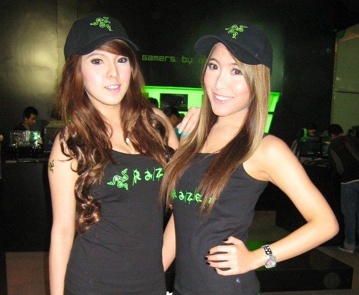 razer pretty Ascenti Resources เอาใจคอเกมภาคใต้ เจอกันที่ SIT2011