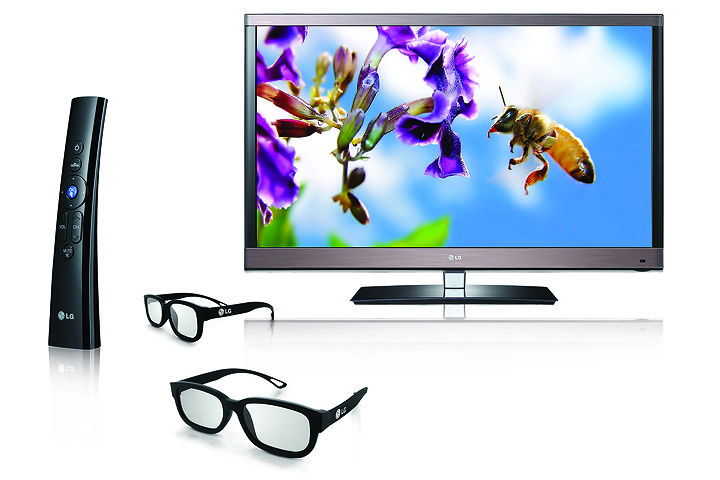 1 แอลจีส่ง LW5700 CINEMA 3D TV ดีไซน์หรูพร้อมรับชมภาพ 3 มิติเหนือระดับ