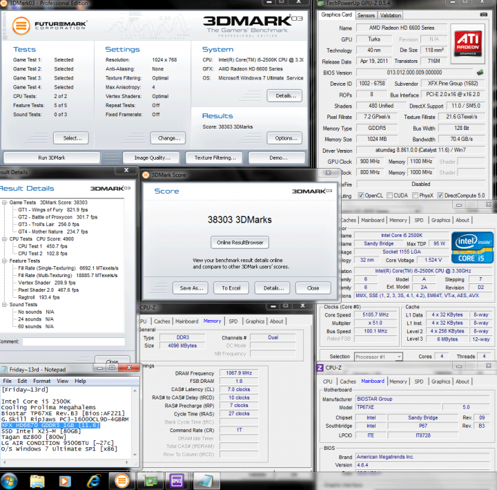 900 1100 3d2k3 38303 720x709 XFX Radeon HD6670 1GB GDDR5 : Review