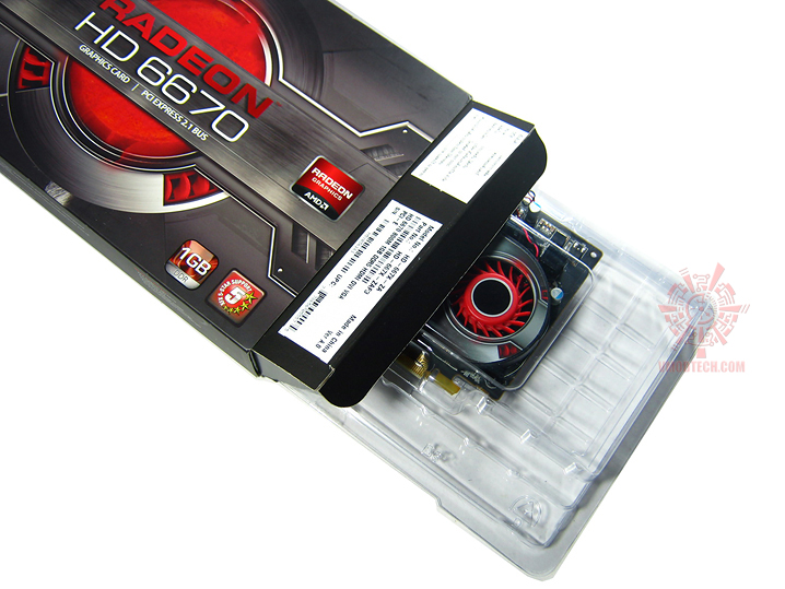xfx hd6670 1gb 04 XFX Radeon HD6670 1GB GDDR5 : Review