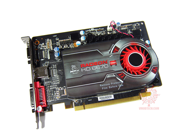 xfx hd6670 1gb 06 XFX Radeon HD6670 1GB GDDR5 : Review