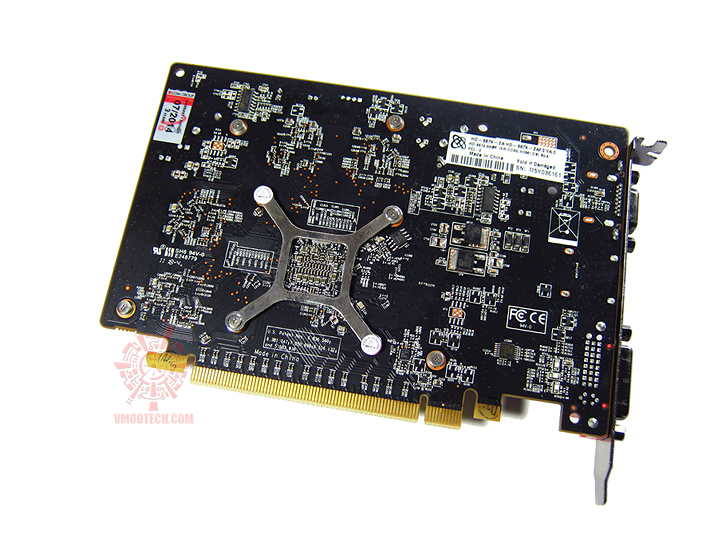 xfx hd6670 1gb 07 XFX Radeon HD6670 1GB GDDR5 : Review