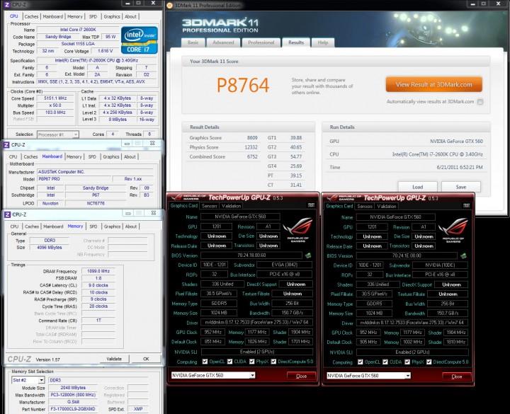 11 1 720x585 Nvidia GTX560 SLI Show Off