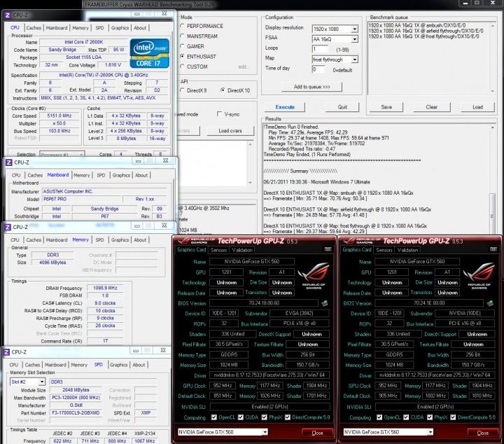 warhead 1 720x634 Nvidia GTX560 SLI Show Off