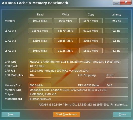 19 BIOSTAR A880GU3 Review