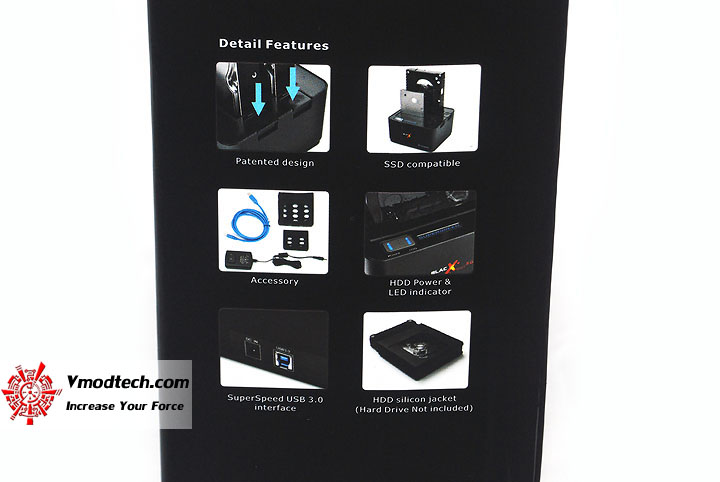 dsc 0855 Thermaltake BlacX Duet 5G USB 3.0 HD Docking Station