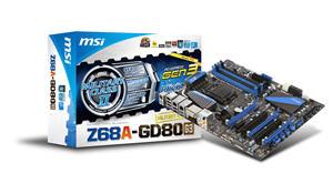 z68a gd80 g3 MSI Z68 Nuclear Storm ภาระกิจเฟ้นหาผู้บัญชาการดีที่สุดของโลก!