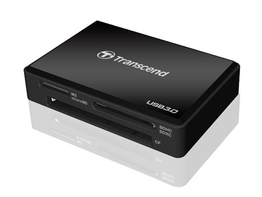 tsrdf8 product ปลดปล่อยขีดสุดแห่งศักยภาพของเมมโมรี่การ์ดความเร็วสูงด้วย Transcend RDF8 USB 3.0 card reader
