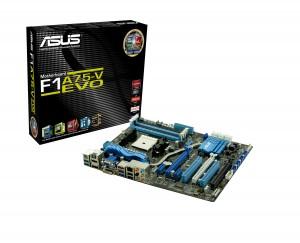 pr asus mb f1a75 v evo 300x243 เอซุส อวดโฉมมาเธอร์บอร์ดใหม่ล่าสุด รุ่น F1A75 เทคโนโลยีการเชื่อมต่อ PCI Express แบบคู่ ตัวแรกของโลก!