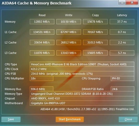 19 Gigabyte 990FXA UD7 Review