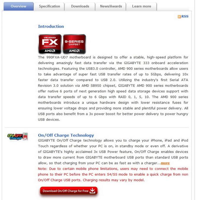 21 Gigabyte 990FXA UD7 Review