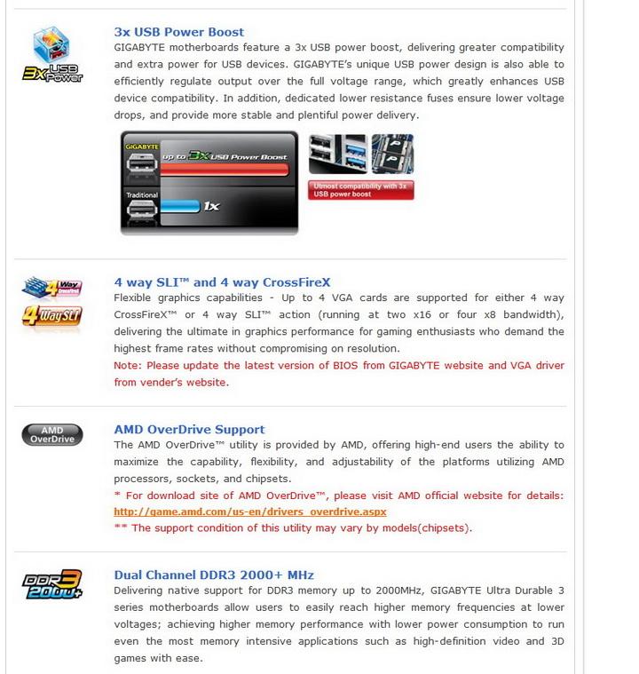 51 Gigabyte 990FXA UD7 Review