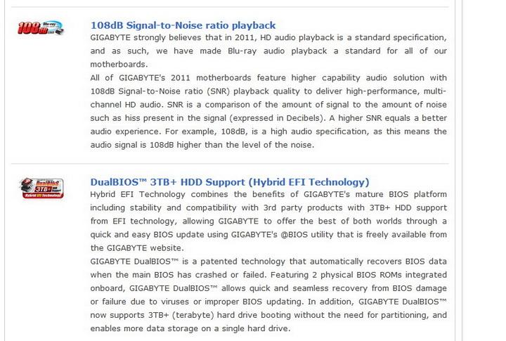 61 Gigabyte 990FXA UD7 Review