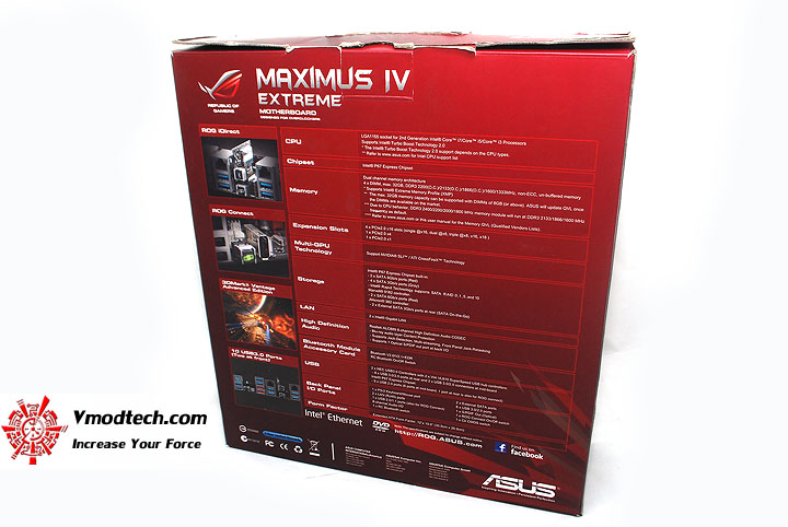 b ASUS Maximus IV Extreme P67 Motherboard