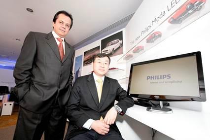 image001 ฟิลิปส์เปิดตัวจอภาพคอมพิวเตอร์ สำหรับการใช้งานส่วนบุคคลรุ่นใหม่