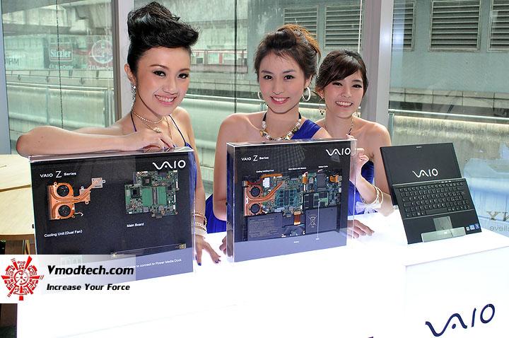 21 บรรยากาศงานเปิดตัวสุดยอดโน๊ตบุ๊คขนาดพกพาทรงประสิทธิภาพ SONY VAIO Z Series