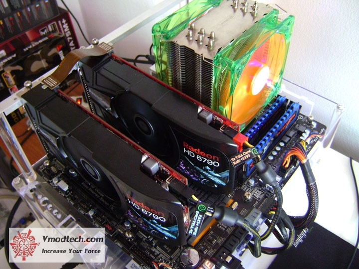 dsc05276 PowerColor Radeon HD6790 CrossFire Review