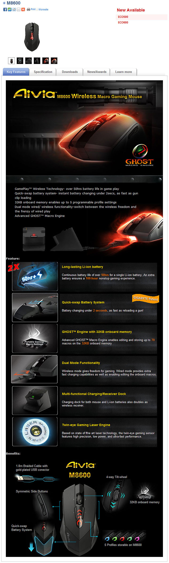 8 13 2011 9 28 28 pm Gigabyte M8600 Wireless Gaming Mouse