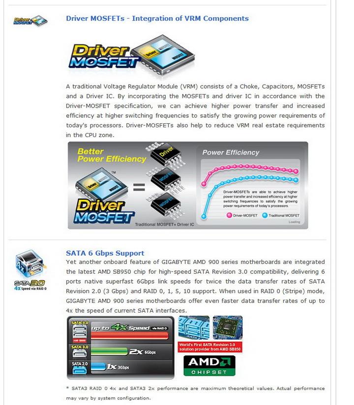 3 Gigabyte 990FXA UD5 Review