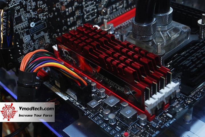 6 G.Skill RipjawsX F3 17000CL9Q 16GBXLD 4GB x 4