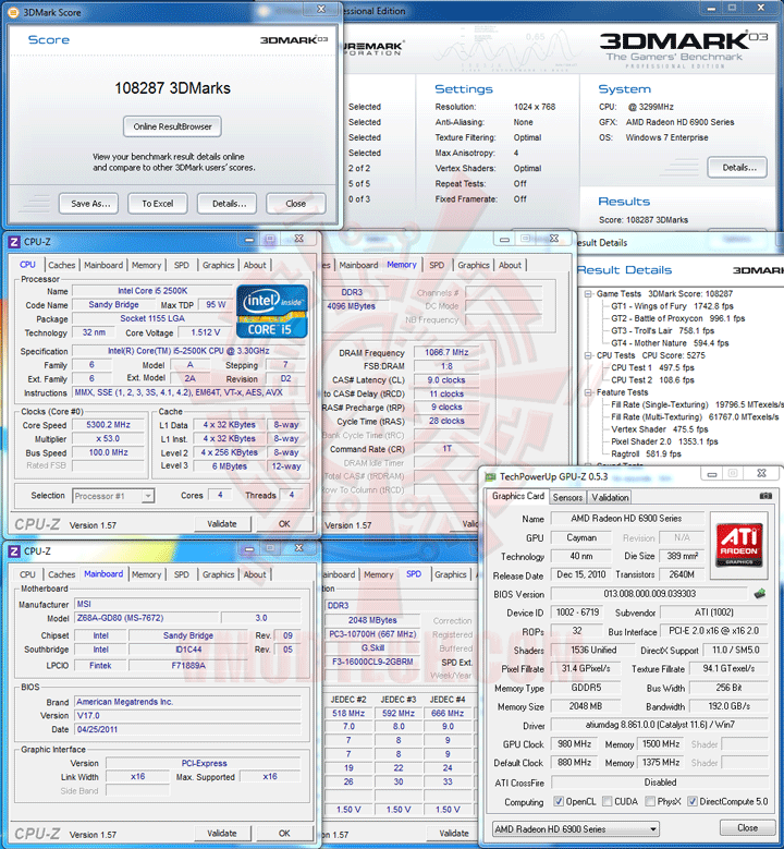03 MSI Z68A GD80 B3 : Master of Performance & Stabilities