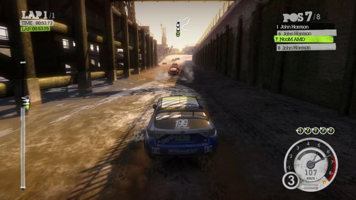 dirt2 game 2011 08 09 22 30 10 46 720x405 EVGA GeForce GTX 550Ti SC 1024MB GDDR5 Review