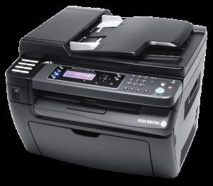 docuprint m205fw l closed 300x262 ฟูจิ ซีร็อกซ์ นำเสนอเครื่องพิมพ์มัลติฟังก์ชั่นไร้สายสำหรับธุรกิจขนาดเล็กและผู้ใช้ตามบ้าน