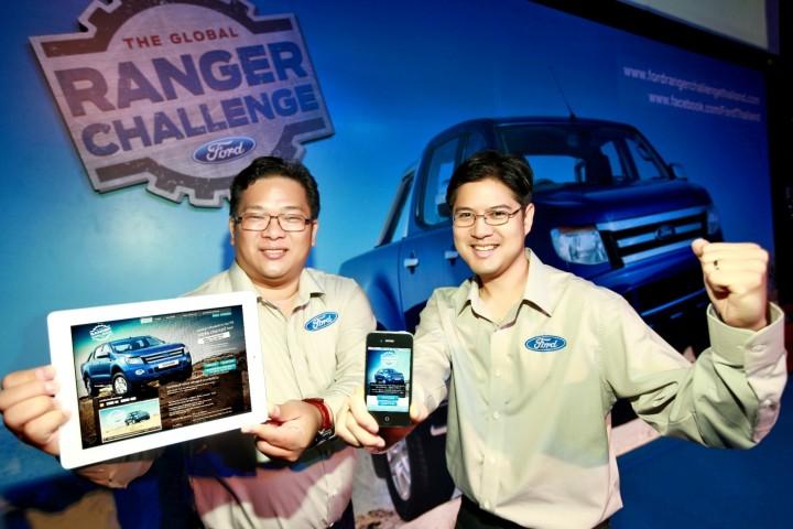 global ranger challenge thailand 720x480 ฟอร์ด ดึงออนไลน์ จัดแข่งขัน เดอะ โกลบอล ฟอร์ด เรนเจอร์ ชาเล้นจ์ เฟ้นหา ภารกิจสุดท้าทายกับฟอร์ด เรนเจอร์ ใหม่