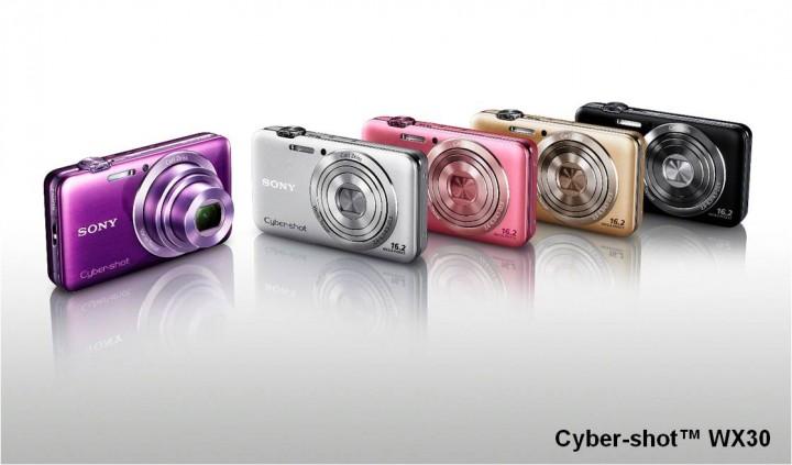 image001 720x423 โซนี่ไทยส่งกล้องไซเบอร์ช็อต WX30 ลุยตลาด  สร้างสรรค์สไตล์ใหม่ ใส่ความสนุกให้ทุกภาพคมชัดทุกรายละเอียด
