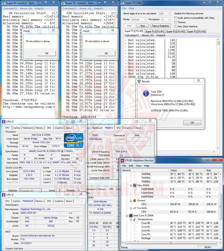 hpi 1 GIGABYTE Z68X UD3H B3 Motherboard Review