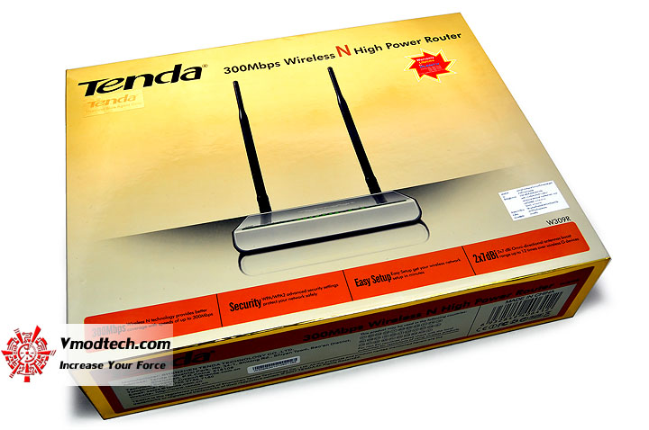 dsc 0053 Tenda W309R 300Mbps Wireless N High Power Router