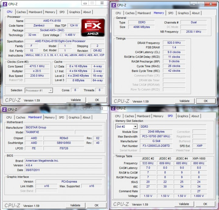 system3 BIOSTAR TA990FXE Extreme Edition Motherboard Review