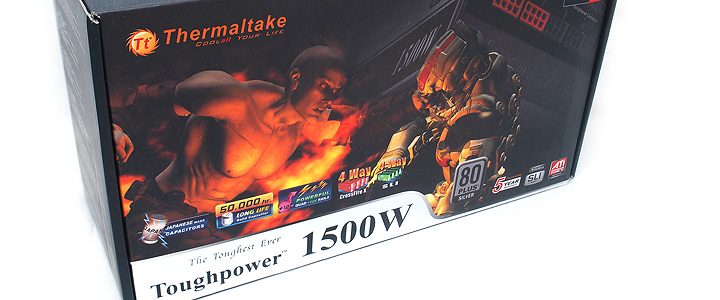 main Thermaltake Toughpower 1500W 80+ Silver