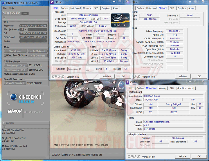 c10 BIOSTAR TPOWER X79 Mainboard Review