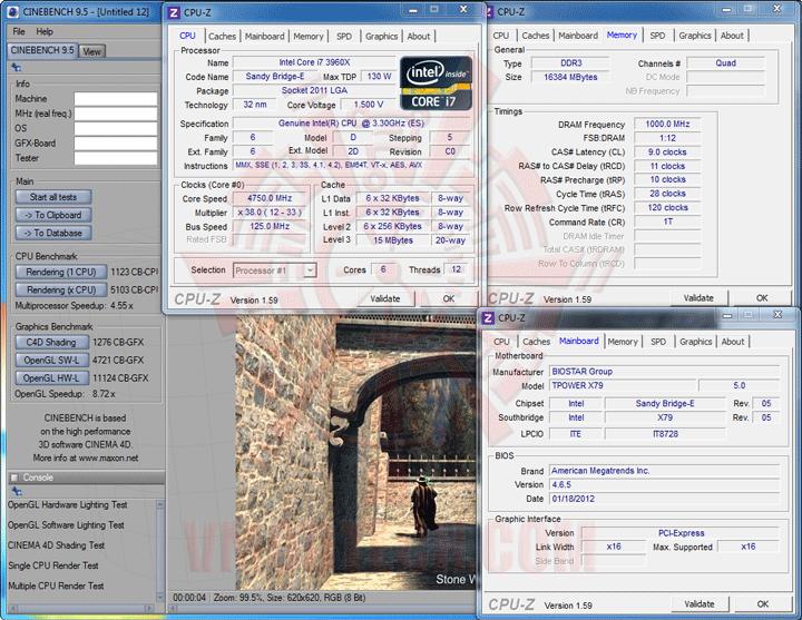 c95 BIOSTAR TPOWER X79 Mainboard Review