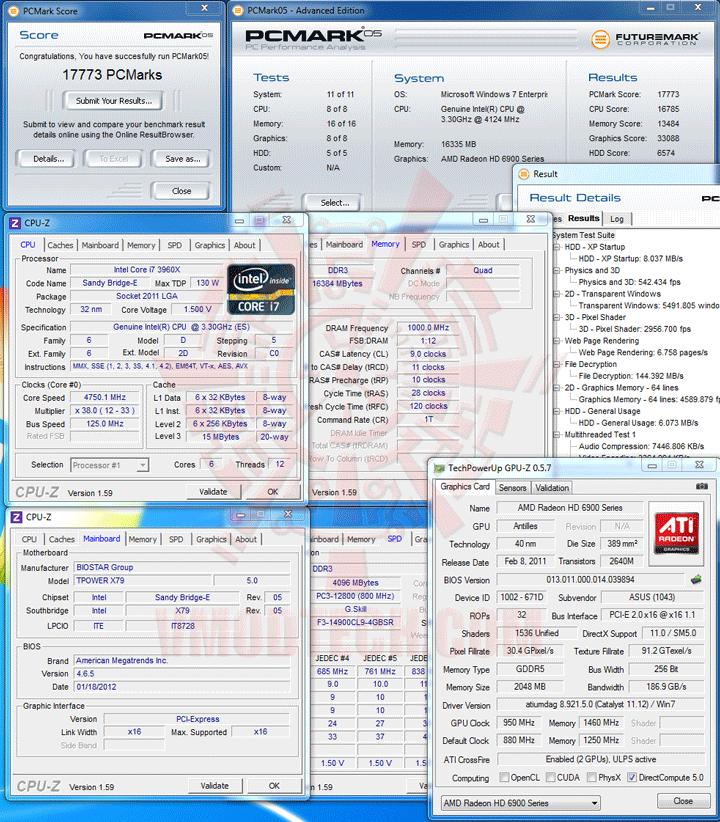 pcm05 BIOSTAR TPOWER X79 Mainboard Review