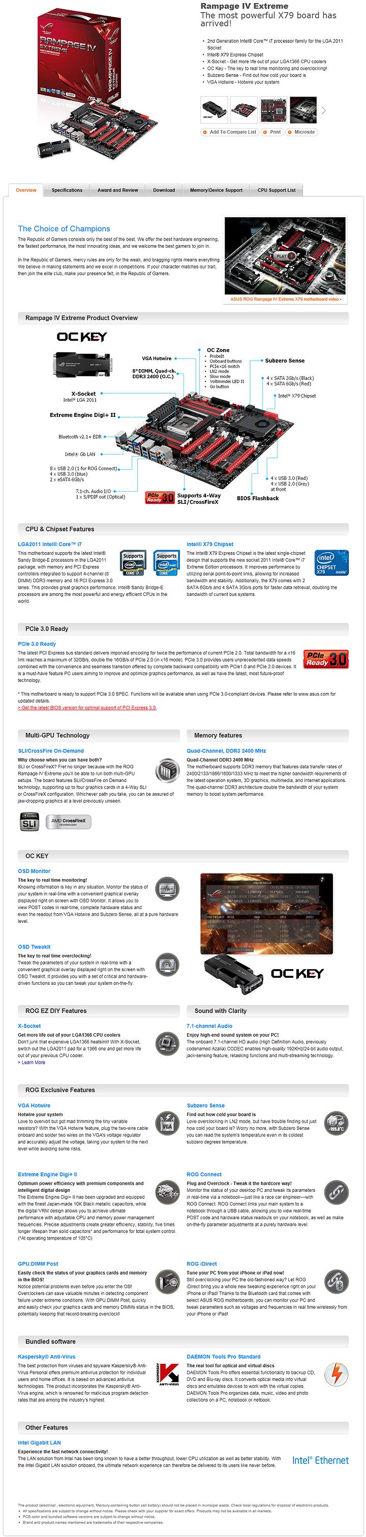1 27 2012 10 45 00 pm ASUS RAMPAGE IV EXTREME LGA 2011 Motherboard