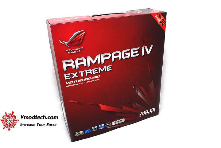 1 ASUS RAMPAGE IV EXTREME LGA 2011 Motherboard