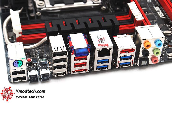 20 ASUS RAMPAGE IV EXTREME LGA 2011 Motherboard