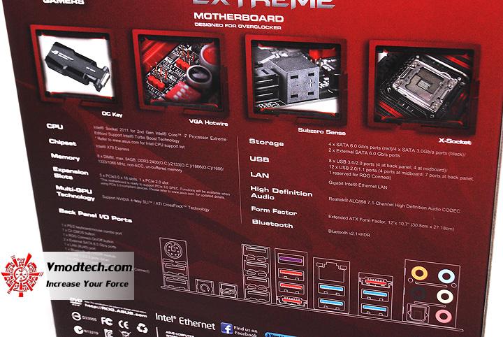 3 ASUS RAMPAGE IV EXTREME LGA 2011 Motherboard