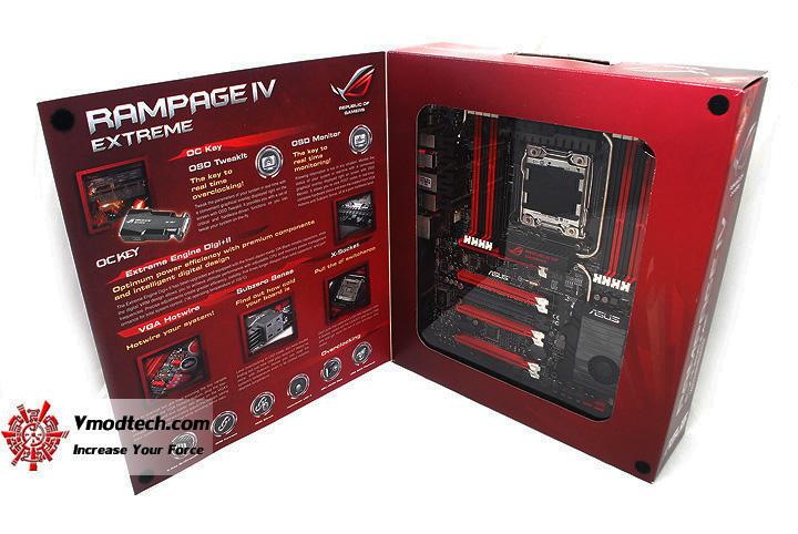 4 ASUS RAMPAGE IV EXTREME LGA 2011 Motherboard