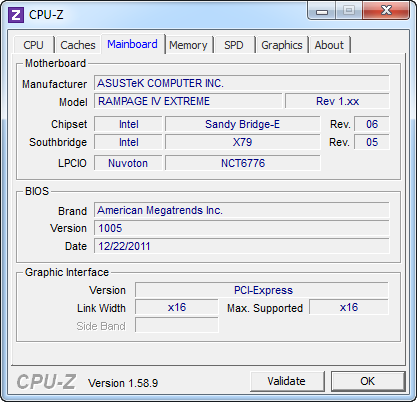 cpu3 ASUS RAMPAGE IV EXTREME LGA 2011 Motherboard