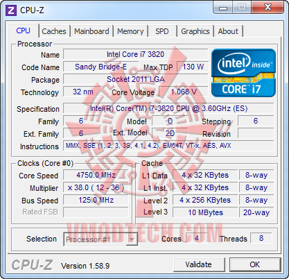 cpu oc GIGABYTE X79 UD3 Motherboard Review