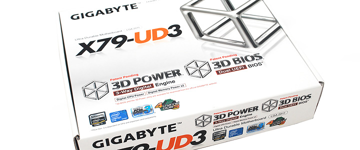 main GIGABYTE X79 UD3 Motherboard Review