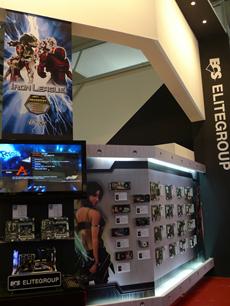 2 ECS at CeBIT 2012   เต็มอิ่มกับความปรารถในยุคดิจิตอลของคุณ