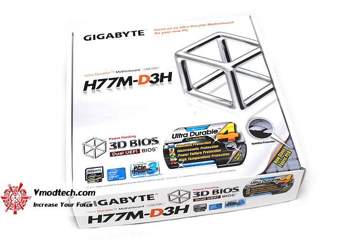 dsc 3944 GIGABYTE H77M D3H Intel H77 Motherboard